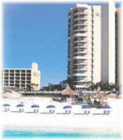 Gulf Coast Florida Beach Hotel