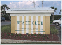 Beach Club at Santa Rosa Beach
